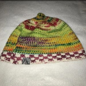 TURTLE FUR  KNIT BEANIE